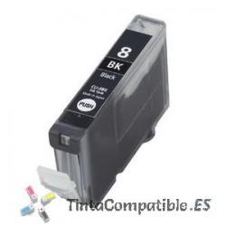 www.tintacompatible.es / Cartuchos compatibles Canon CLI 8 negro