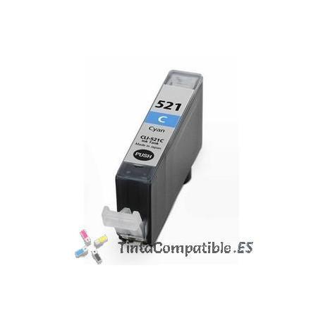 www.tintacompatible.es / Tinta compatibles CLI 521 Cyan