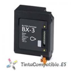 www.tintacompatible.es / Cartuchos de tinta remanufacturados Canon BX 3 negro