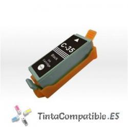 Tintas compatibles Canon PGI 35 negro