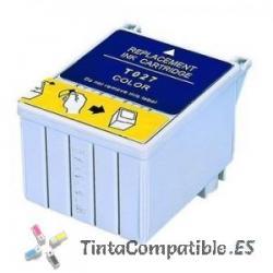 Tinta compatible T027