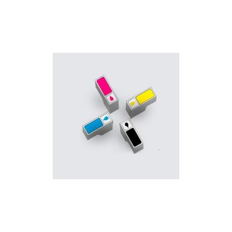 Tinta compatible Brother LC125XL cyan