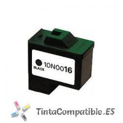 Tinta compatible Lexmark 16