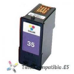 Tinta compatible Lexmark 35 tricolor