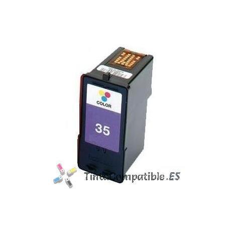 Tintas compatibles Lexmark 35 tricolor