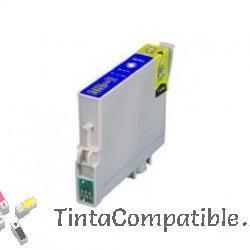 Tinta compatible EPSON T0612 cyan