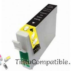 Tinta compatible EPSON T0711 / T0891 / Negro