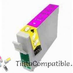 Tinta compatible EPSON T0713 / T0893 / Magenta