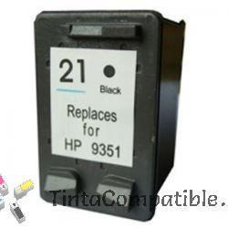 Tintacompatible.es / Tinta compatible HP 21XL