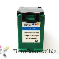Cartucho de tinta HP 351XL color