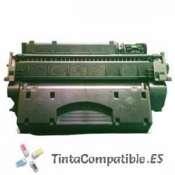 Toner compatibles HP CE505A / CRG719 negro