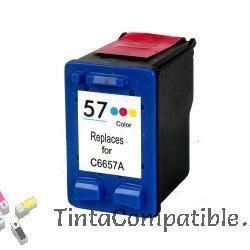 Tintacompatible.es / Cartuchos compatibles HP 57