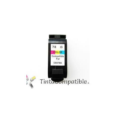 Tintacompatible.es / Cartucho reciclado HP 78