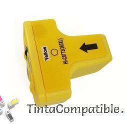 Cartucho de tinta HP 363XL amarillo