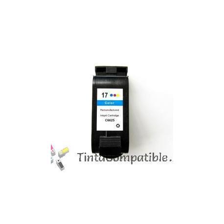 Tintacompatible.es / Cartuchos de tinta HP 17