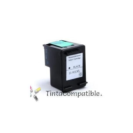 Tinta compatible HP 901XL negro