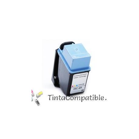 Tintacompatible.es / Cartucho de tinta HP 49