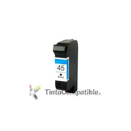 Tintacompatible.es / Cartucho de tinta compatible HP 45