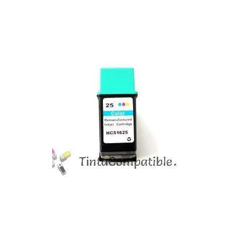 Tintacompatible.es / Cartuchos reciclados HP 25