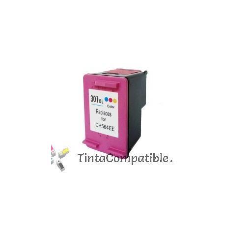 Cartuchos de tinta HP 301 XL