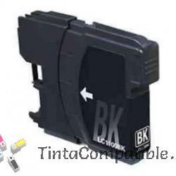 Tinta compatible BROTHER LC980 Negra