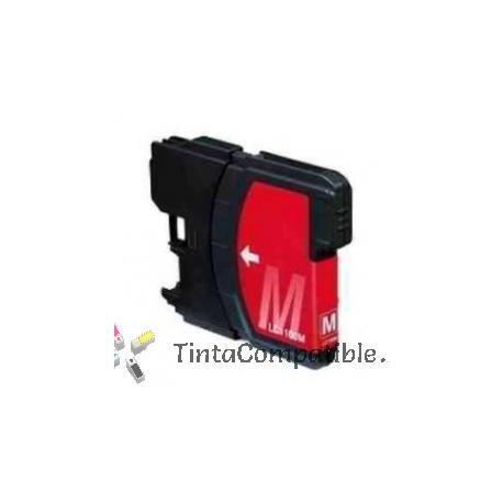 Tintacompatible.es / Tinta compatible BROTHER LC980 - LC1100 Magenta