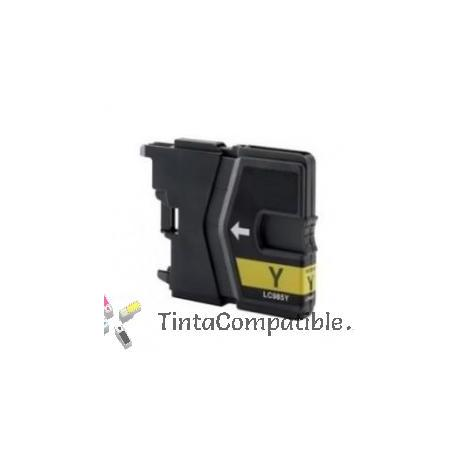 Tintacompatible.es / Tinta compatible Brother LC985 Amarillo