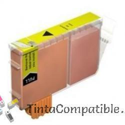 Tintas compatibles Canon BCI 3/6Y amarillo