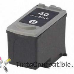 www.tintacompatible.es / Tinta compatible Canon PG 40 negro