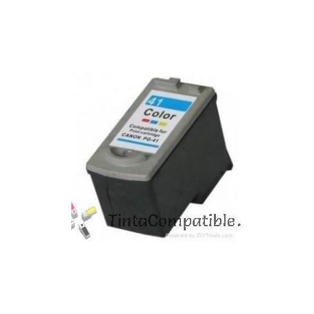 www.tintacompatible.es / Cartuchos de tinta compatibles Canon CL 41 color