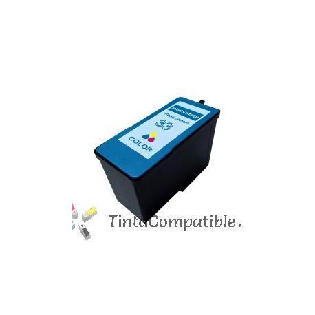 Tinta compatible lexmark 33