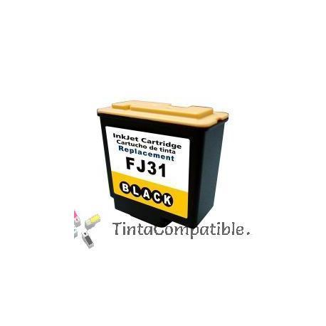www.tintacompatible.es / Cartucho de tinta reciclado Olivetti FJ 31 negro