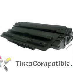 Toner compatible Q7516A negro