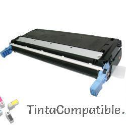 Cartucho de toner compatible HP C9731A cyan