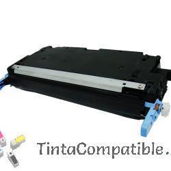 Cartucho de toner compatible HP Q7563A magenta