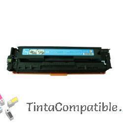 Toner compatible CB541A cyan