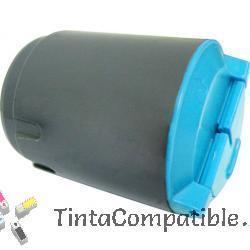 Toner compatible CLP300 cyan