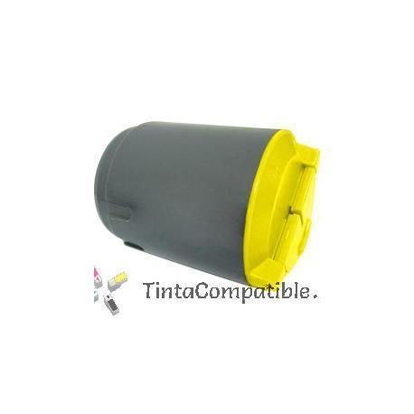 Toner compatible CLP300 amarillo