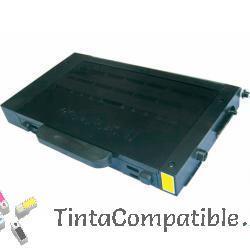 Toners compatibles Samsung CLP510 amarillo