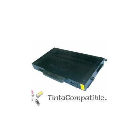 Toner compatible CLP510 amarillo