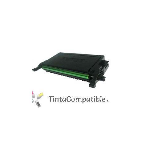 Toner compatible CLP610 - CLP660 amarillo