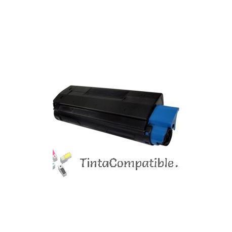 www.tintacompatible.es / Toner compatibles OKI C3100 cyan
