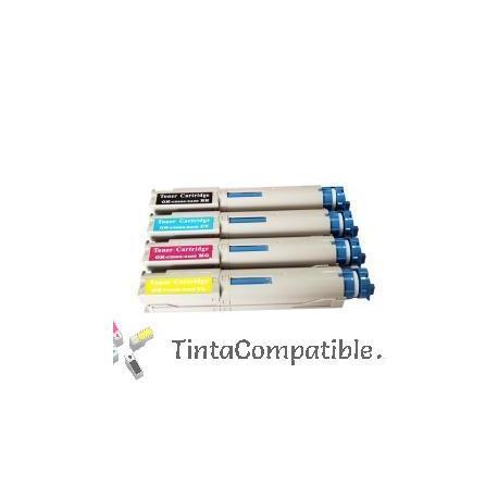 www.tintacompatible.es / Toner compatibles OKI C3300