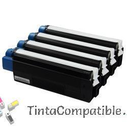 Toner OKI C5100 / C5200 / C5400 / C3200 / C3100 negro / 5.000 copias