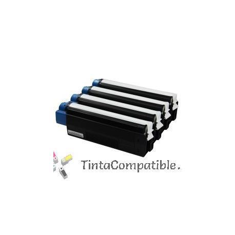 www.tintacompatible.es / Toner barato OKI C5100 amarillo