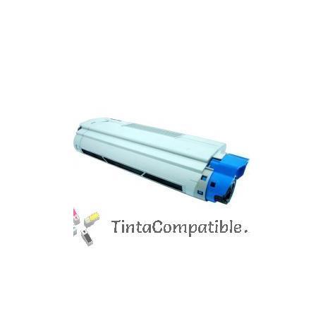 www.tintacompatible.es / Toner compatible C5500 / C5800 / C5900 cyan