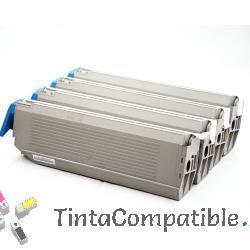 www.tintacompatible.es / Toner compatible C9100BK - C9200BK - C9300BK negro