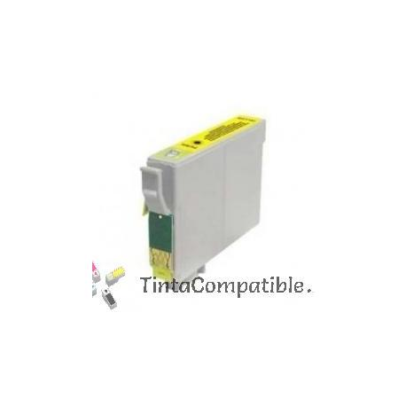 www.tintacompatible.es / Tinta alternativa T1284 amarillo