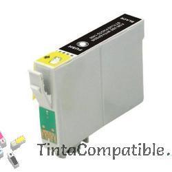 www.tintacompatible.es / Tinta compatible T1291 negro
