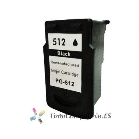 Tinta compatible PG 512XL